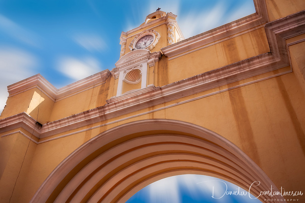 Santa Catalina Arch Perspective in Antigua